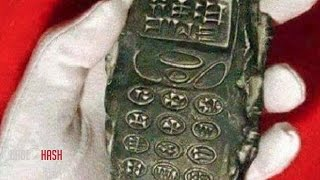 800 YEAR OLD PHONE, HUMAN SKELETON OF 5 METERS TALL, AND GIANT CLIMBING MONSTER? (EXPLAINED)