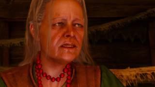 Ведьмак 3: Дикая Охота - разговор с Хозяйками Леса