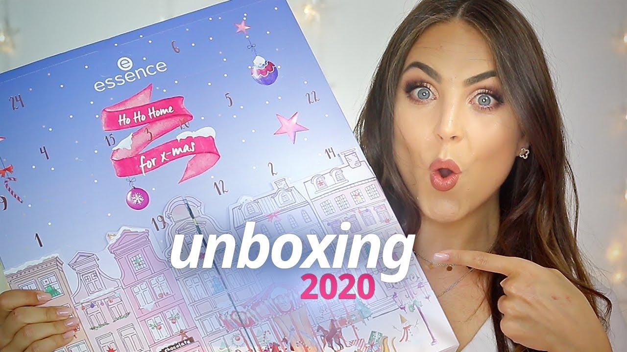 essence Adventskalender 2020 - Vorstellung und Unboxing