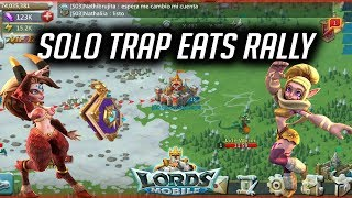 SGE Solo Trap IN ACTION ft.YF - Lords Mobile