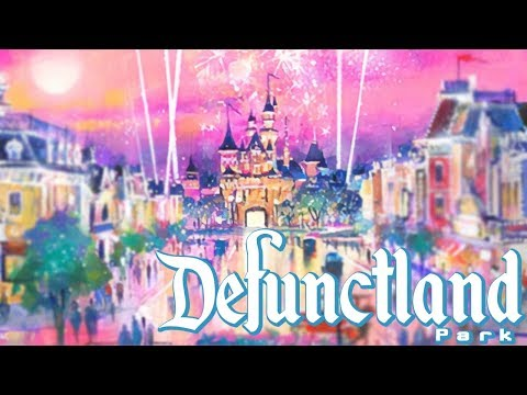 Defunctland: The Failure of Hong Kong Disneyland