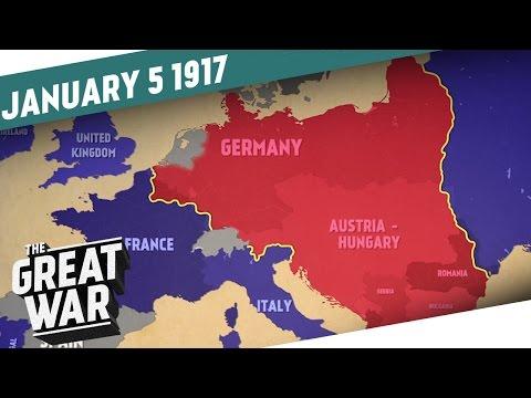 The World At War 1917 I THE GREAT WAR - Week 128