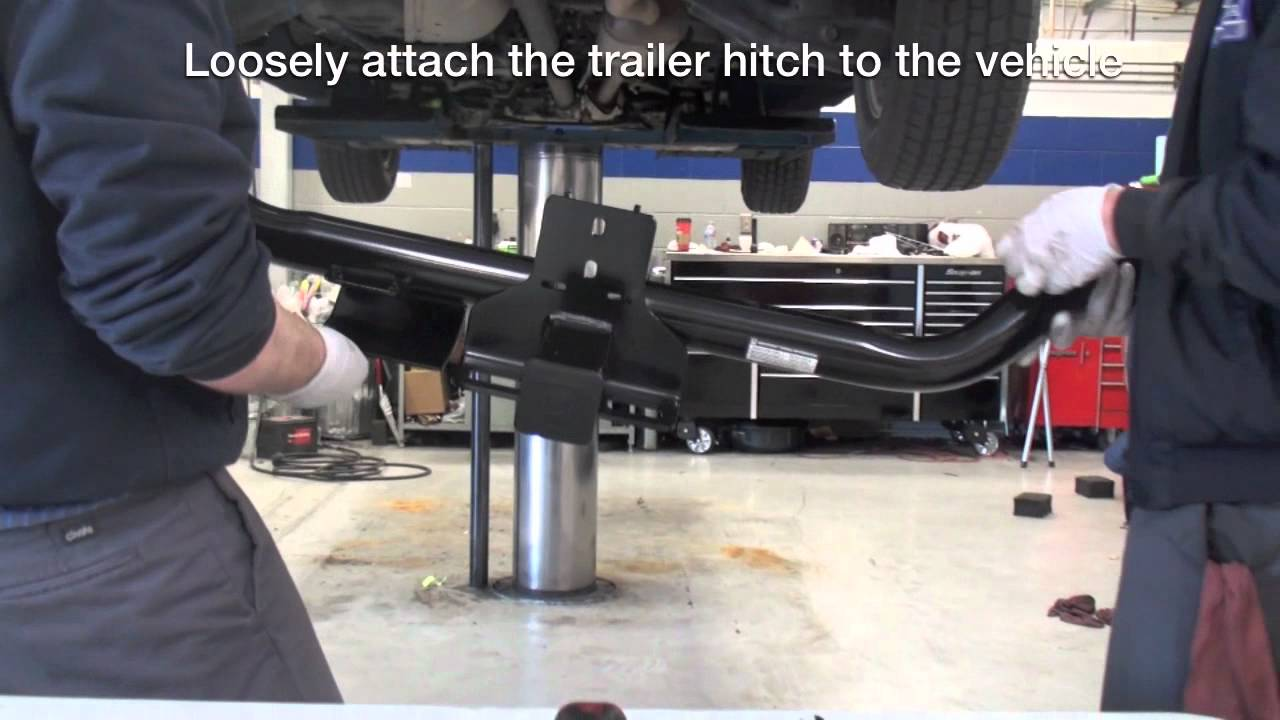 Image Result For Honda Ridgeline Hitch Installation