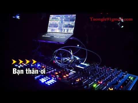 [Karaoke] Mong Kiếp Sau Vẫn Là Anh Em Remix - Akira Phan, DJ Đức Thiện