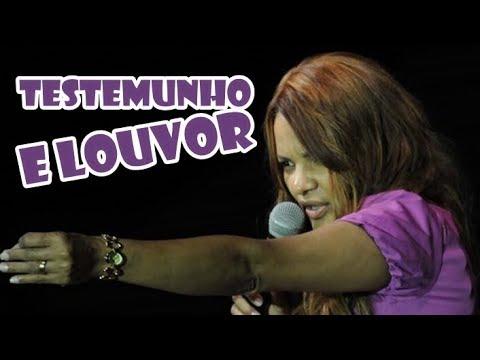 Testemunho E Louvor - FLORDELIS - DVD COMPLETO (2009)