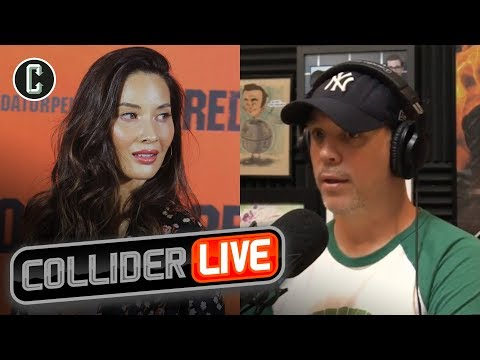 Olivia Munn Does Interviews Alone After Predator Controversy