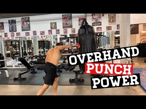 HOW TO - OverHand Right Punch by Rory MacDonald