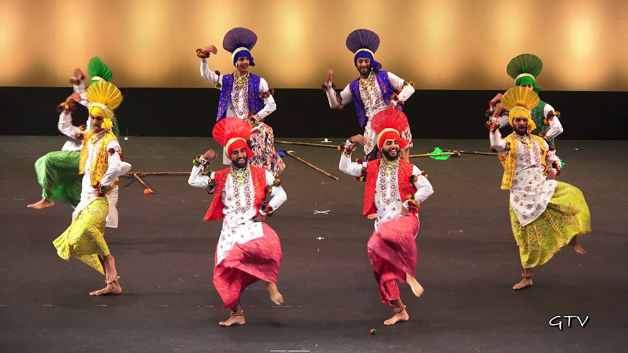 Waris Punjab De @ Bay Area Bhangra Giddha Competition 2018