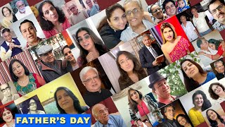 Father's Day Celebration Messages by 20 Sindhi Personalities