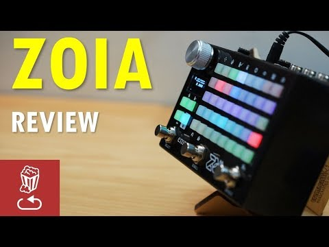 Empress ZOIA compared to 3 product types: Boutique pedals, MultiFX and Modular // Review, tutorial