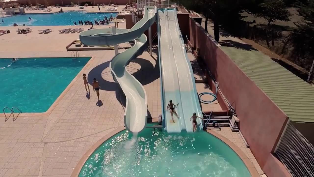 Camping familial avec un parc aquatique d exception le - Camping a valras plage avec piscine ...
