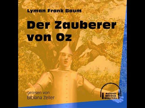 Der Zauberer von Oz YouTube Hörbuch auf Deutsch