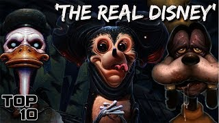 Top 10 Scary Disney Theories