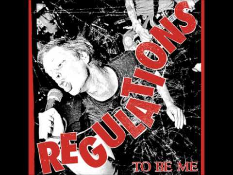 Regulations - To Be Me (Full Album)