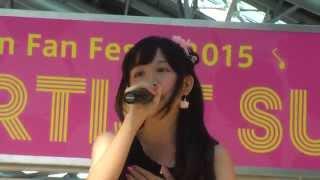 avexチャレンジステージでの西川怜伽さんです。PARLISHのメンバーでもあ...