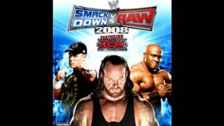 SmackDown vs Raw 2008 theme song-You Wouldn