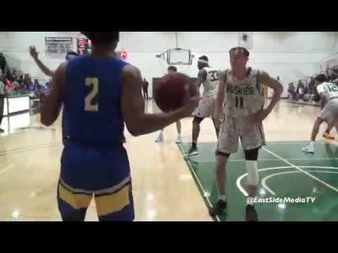 "Last Chance U - East LA College Huskies Mens Basketball vs Allan Hancock College ""Sweet 16"" 2020"