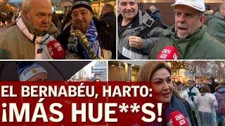 Real Madrid 0 - Villarreal 1| El Bernabéu se harta y señala: ¿Crisis? ¡¡¡Supercrisis!!! | Diario AS
