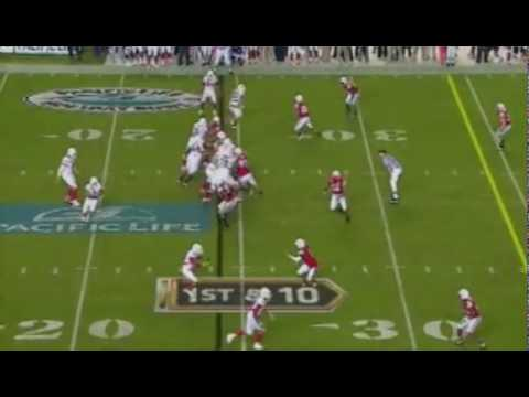 Nebraska vs Arizona 2009 Holiday Bowl