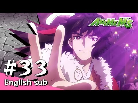 [Episode 33] Monster Strike the Animation Official 2016 (English sub) [Full HD]