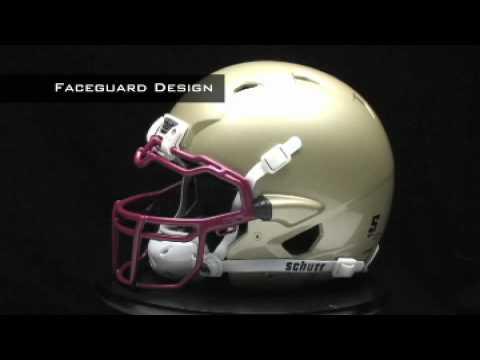 838263af Helmet tech: Schutt Youth ION 4D - YouTube