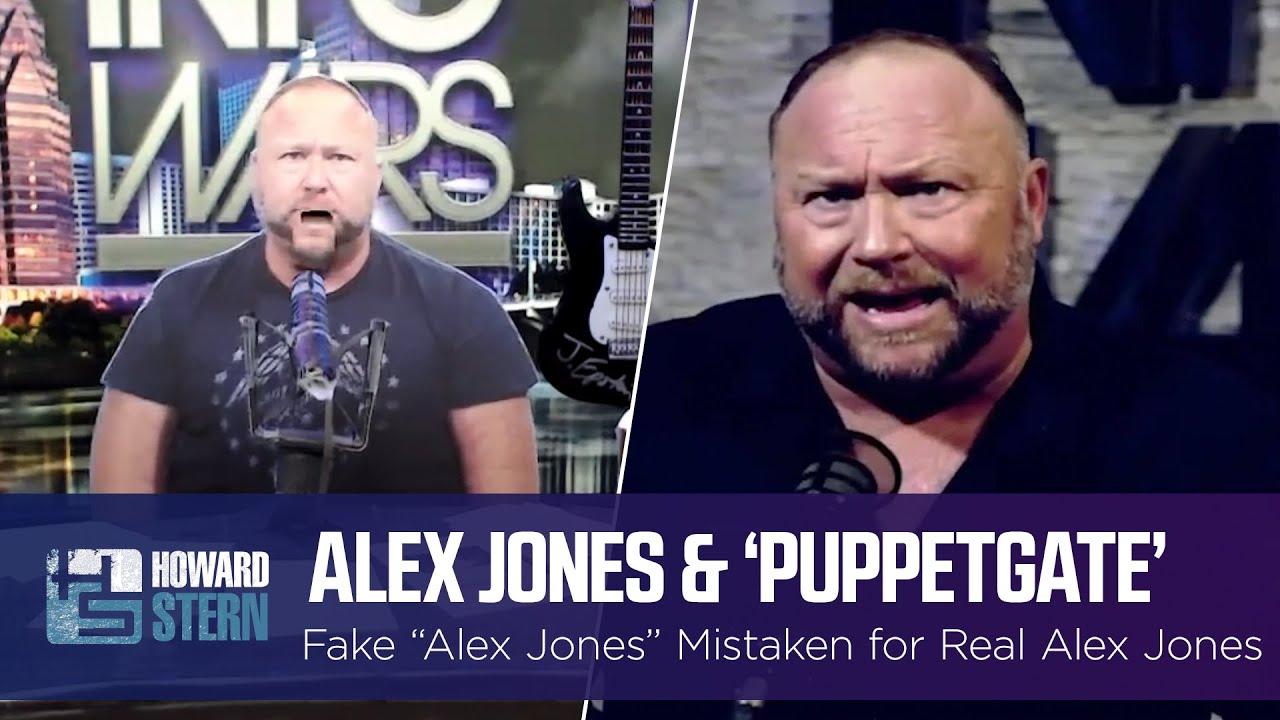"""Fake """"Alex Jones"""" Was Mistaken for Real Alex Jones - YouTube"""