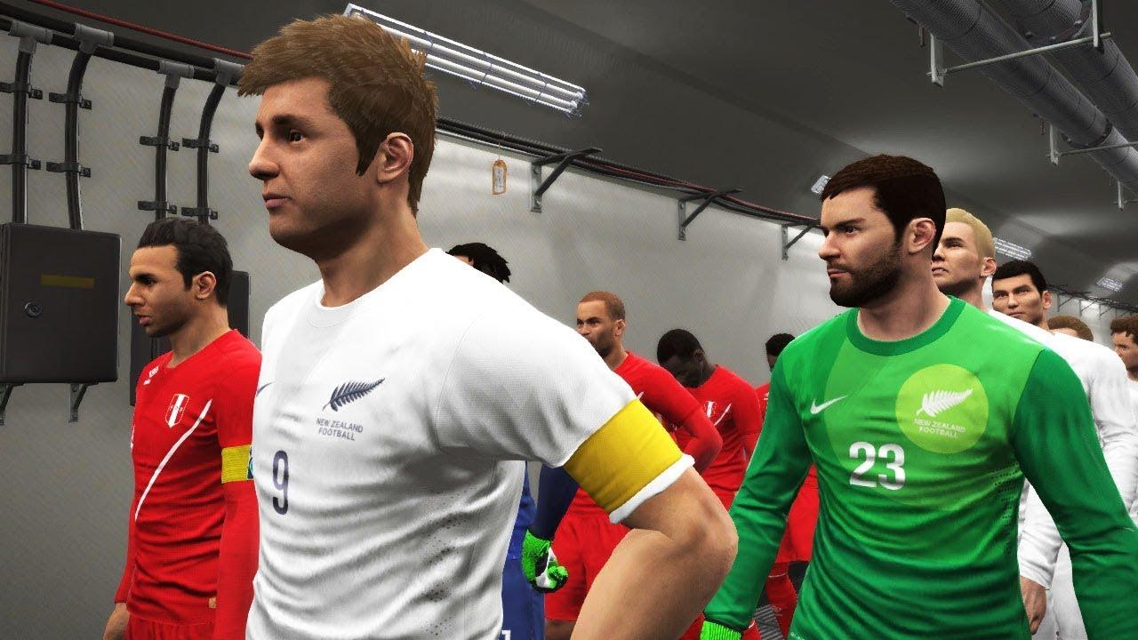 New Zealand v Peru live stream: Watch World Cup qualifying ...