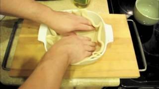 Simple Chicken Pot Pie Recipe Video