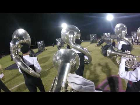 Braden River High School 2016 Baritone cam