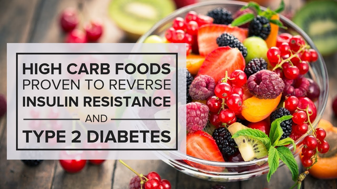 can you get diabetes from high carb diet