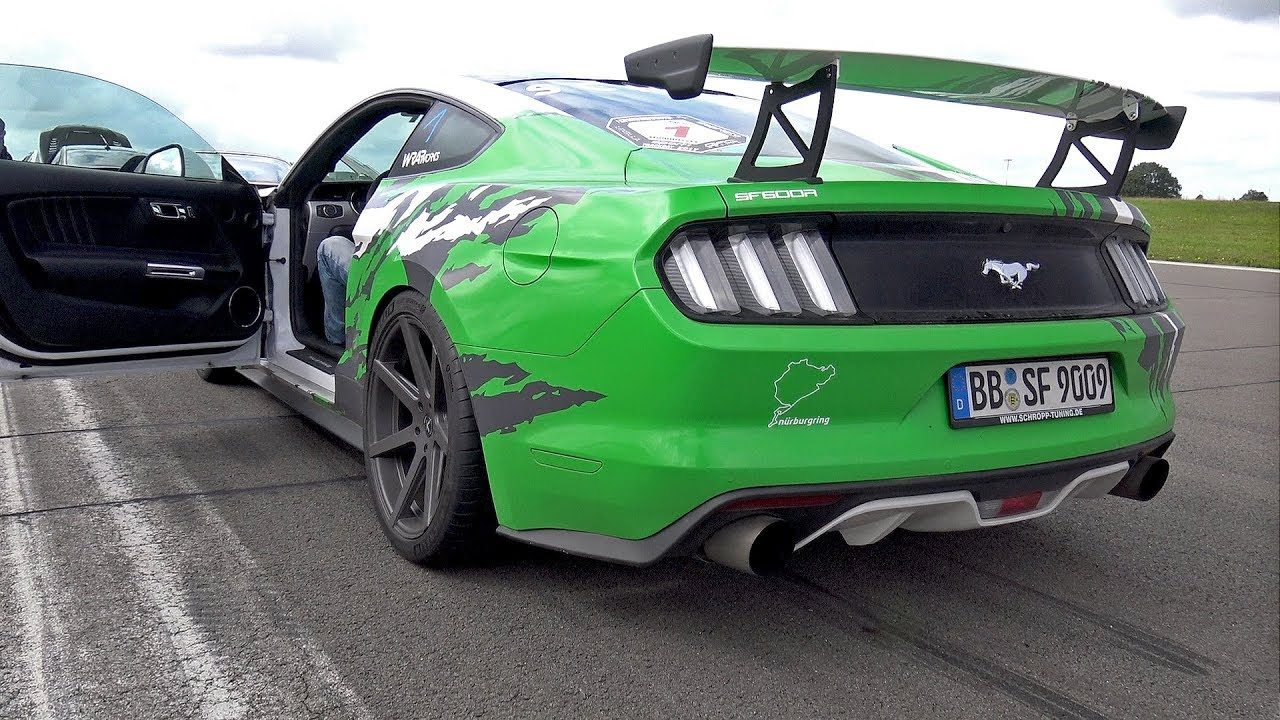 807hp ford mustang sf600r by schropp tuning youtube. Black Bedroom Furniture Sets. Home Design Ideas