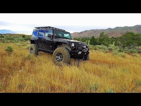 Epic Jeep Wrangler Road Trip - LA to Seattle the Hard Way - Off Road Every Day!