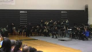 Урок музыки в американской школе. Школьный джаз-банд в США