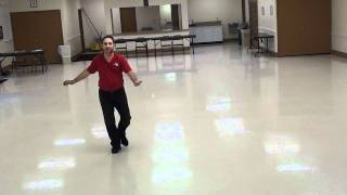 DANCING HEART Line Dance (Demo & Teach by Choreographer Ira Weisburd).m2ts