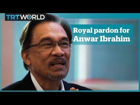 Anwar Ibrahim's royal pardon