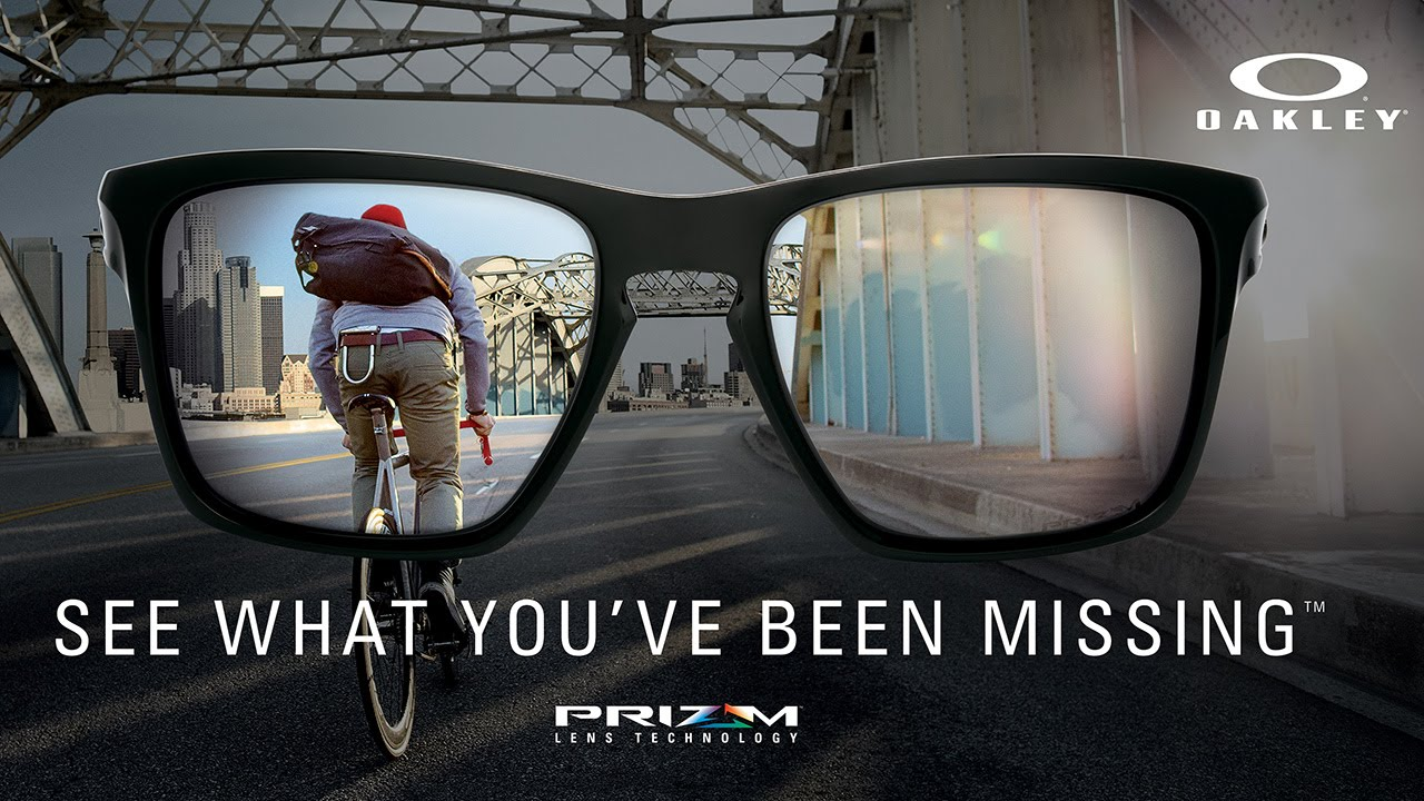 12e235dbca Oakley Prizm Daily Lenses  See What You ve Been Missing - YouTube