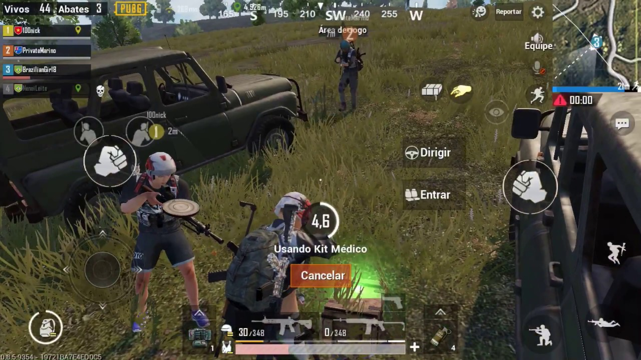 Pubg Hdr On Iphone 6s: PUBG MOBILE IPhone 6s Plus Gameplay HD SQUAD