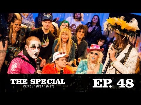 """The Special Without Brett Davis Ep. 48: """"The Special With Jesse Camp"""" with Michael Alig & more"""