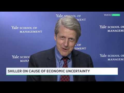 Robert Shiller identifies the surprising source of the world's problems today