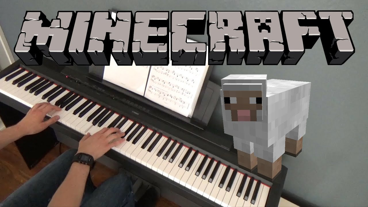 Sweden - Minecraft Piano Cover | Sheet Music & Midi