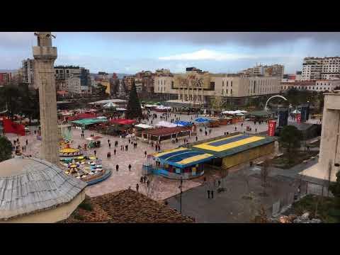 Tirana Clock Tower