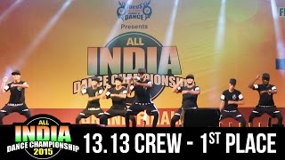 Bet!! They are the Best HipHop crew in India