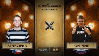 StanCifka vs Gnumme, StarLadder Hearthstone Ultimate Series
