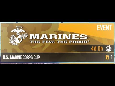 Asphalt8 | US Marine Corps Cup ☆1:05:010☆ / Mustang