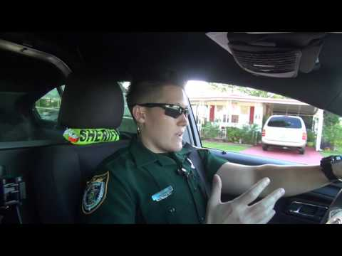 Riding Shotgun with Brevard County Sheriff's Office - Deputy  Samantha Grimes