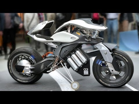 INCREDIBLE MOTORCYCLES THAT WILL BLOW YOUR MIND