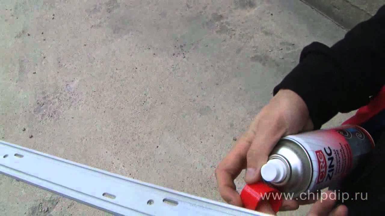 CRC ZINC zinc spray
