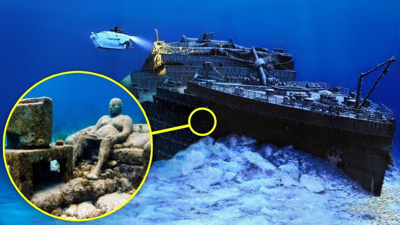 Download Bone-chilling Titanic Facts No One Knew
