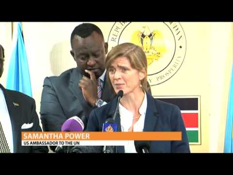 IN THE NEWS:LOOMING FAMINE IN SOUTH SUDAN