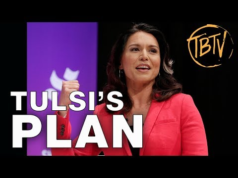 BREAKING: Tulsi Gabbard Plans To Beat The Media Black Out